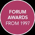 Awards From 1997